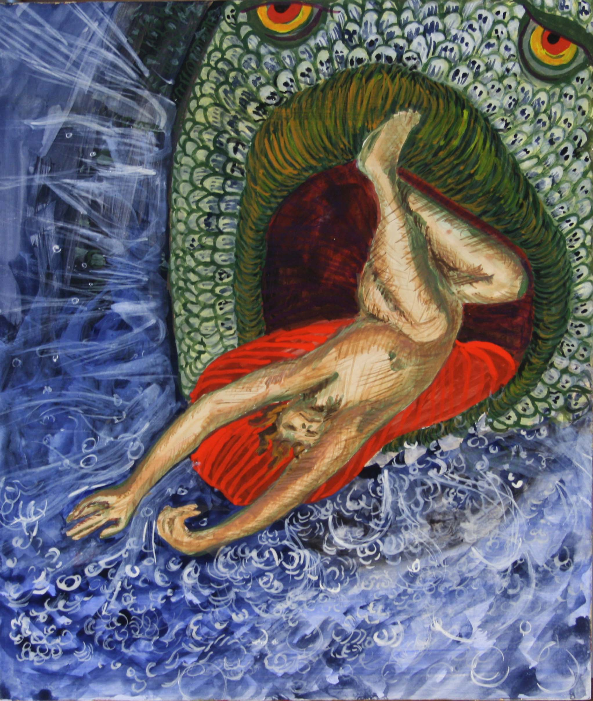 Jonah and the Whale by Fr Jown Quigley